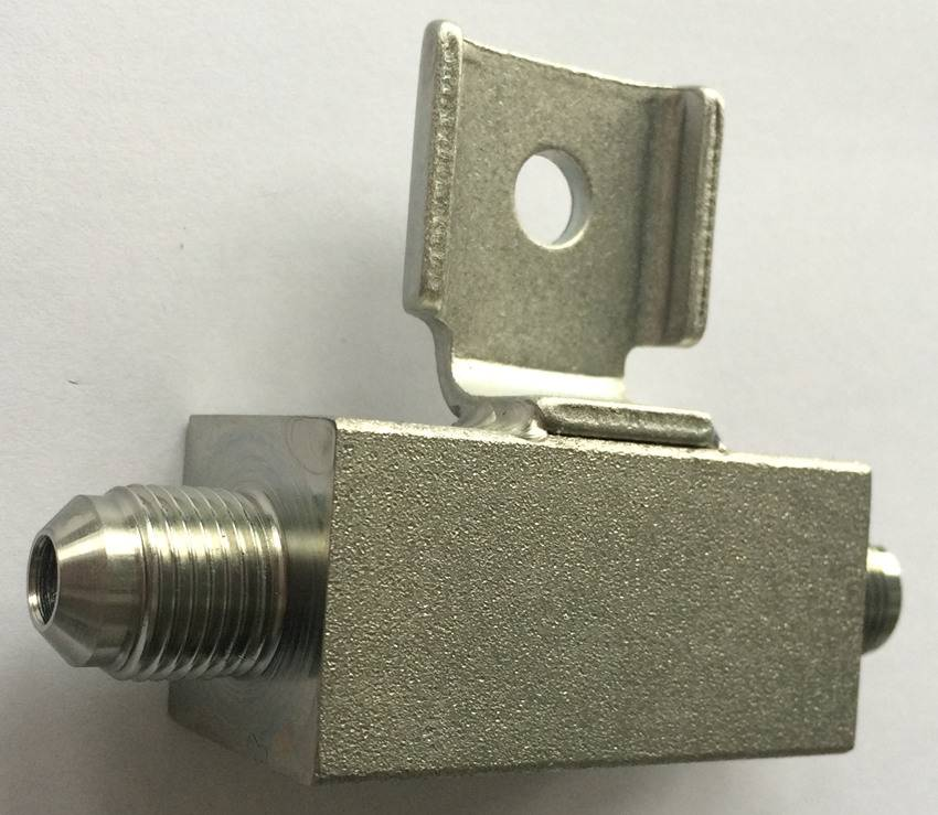 Stainless welded fitting