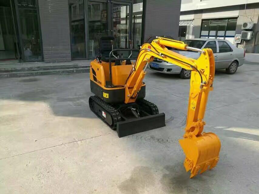 Baby type hydraulic Excavator