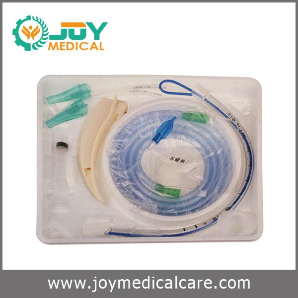 Disposable anethesia set