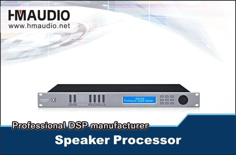 DAP 2040II Digital speaker management