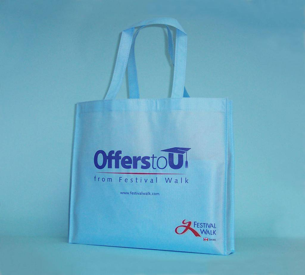 diffirent design non-woven bag for shopping