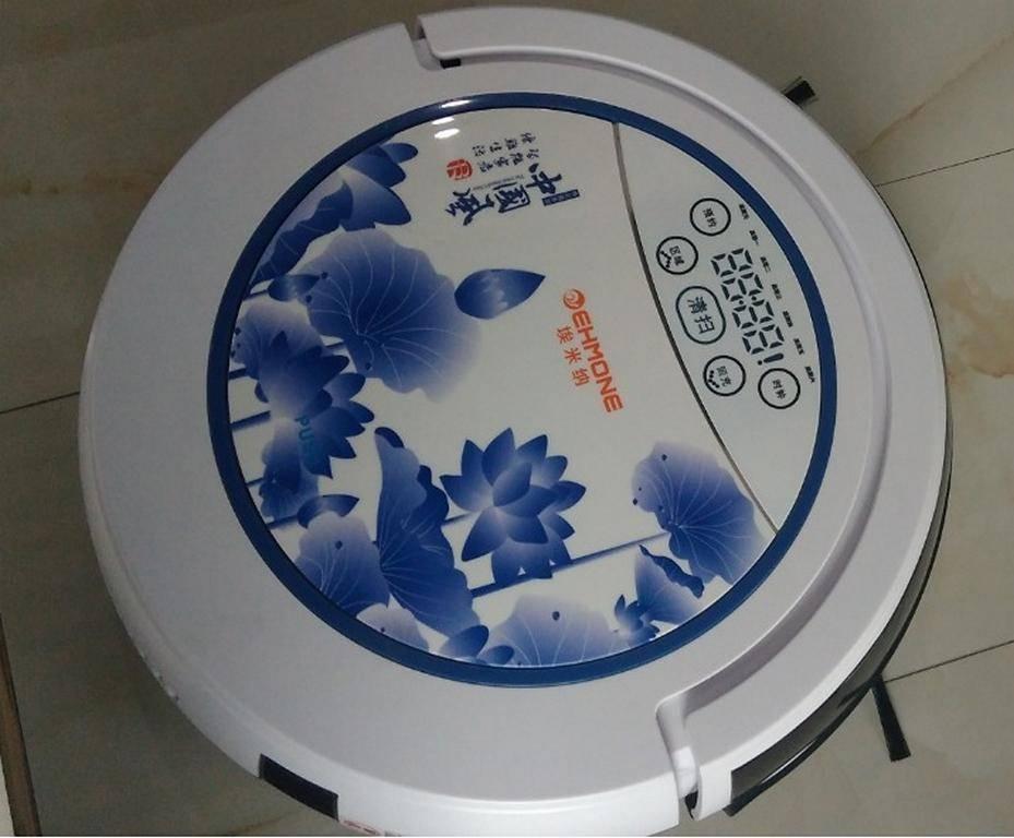 robot vacuum cleaner---BRD500