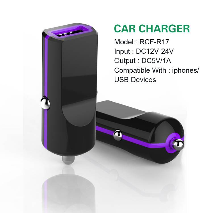 New Arrival Cheapest Android Phone Car Charger from Shenzhen manufacture