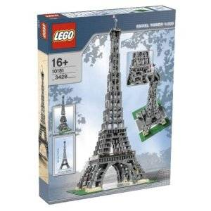 Original Lego #10181 Eiffel Tower 1:300