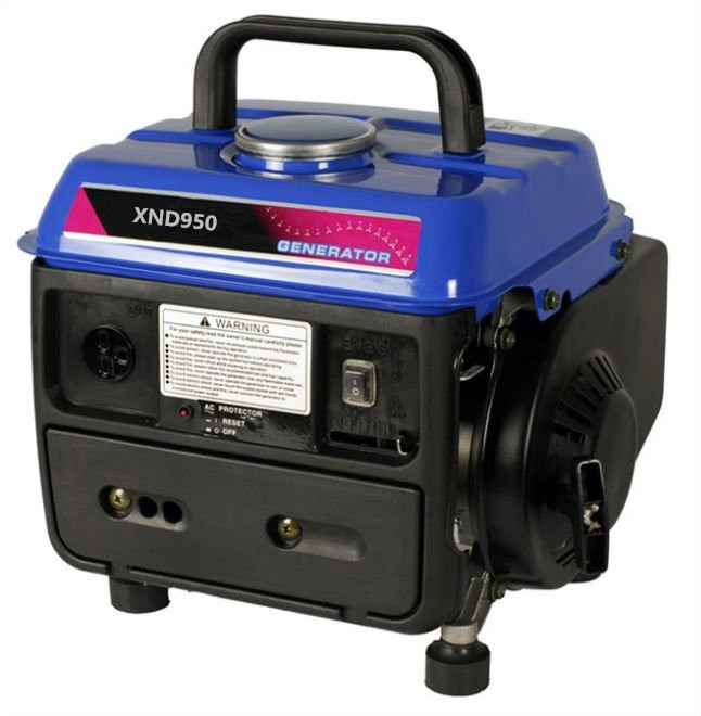 650W Gasoline generator sets with high quality