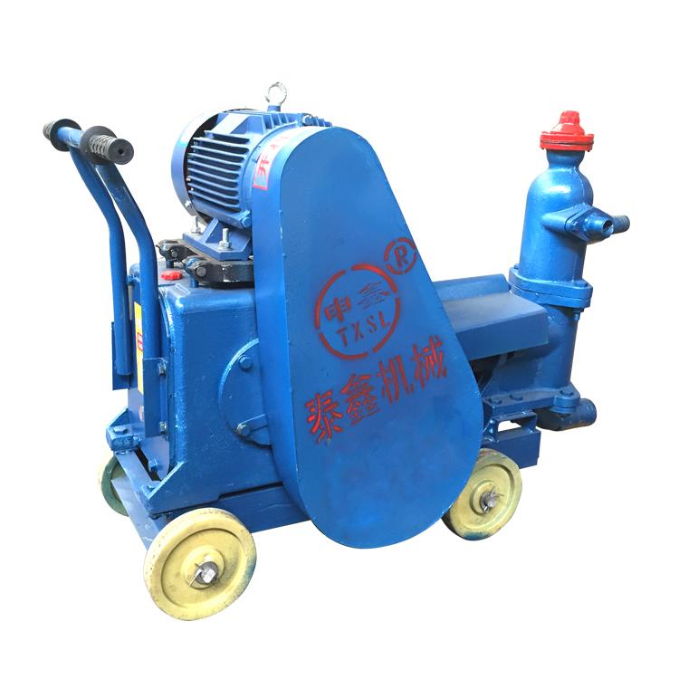 piston mortar grouting machine