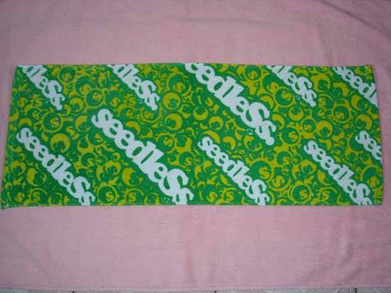 Printed hand towel