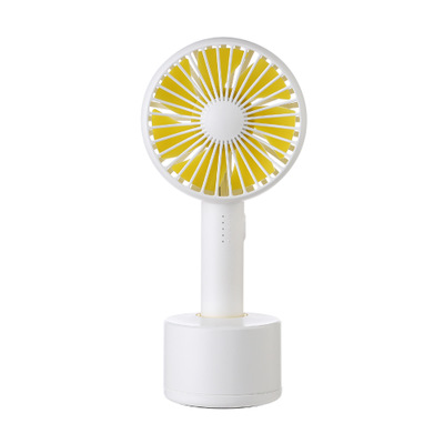 Handy portable rotating automatically fan rechargeable stand fan with aroma