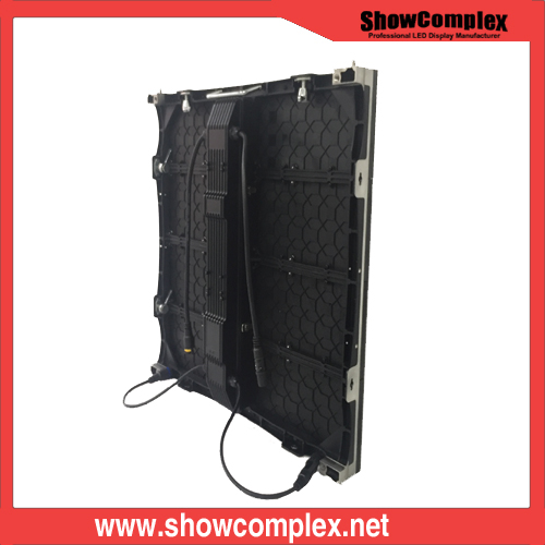 Outdoor Full Color P6 Rental LED Video Wall