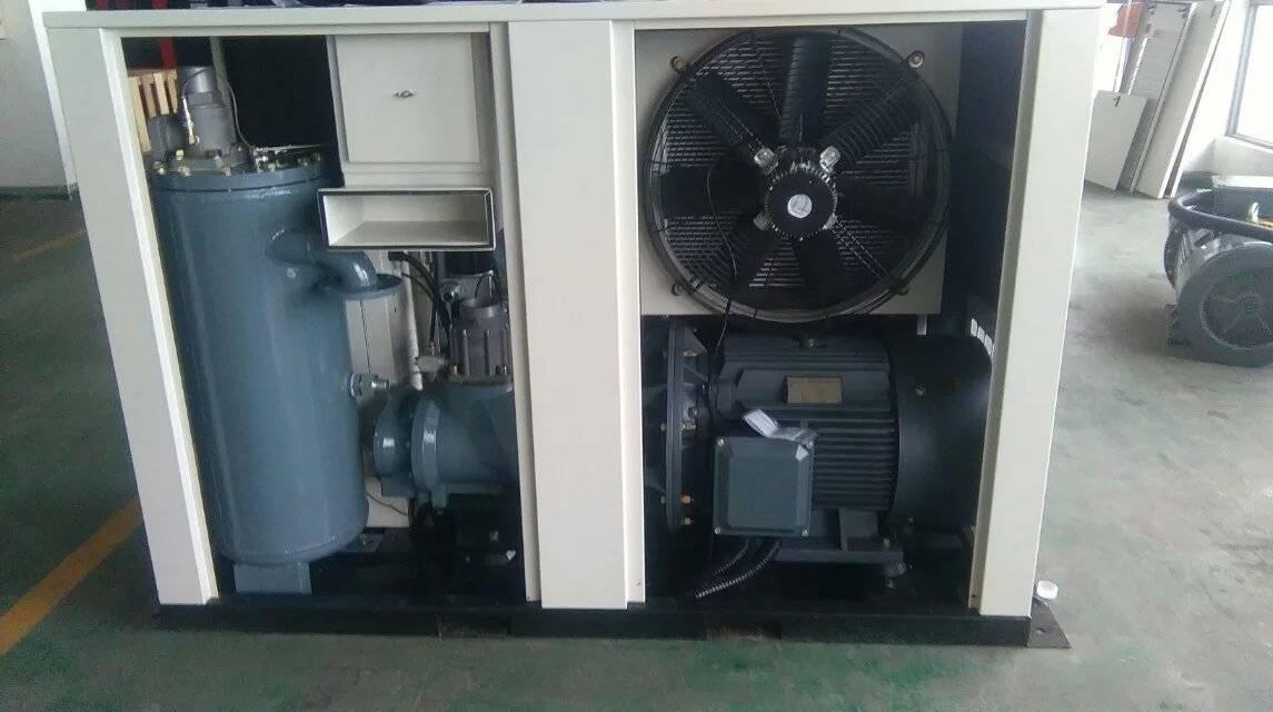 Economical and energy saving rotary screw air compressor oilless snd silent air compressor
