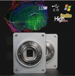 1.32Mp Fluorescence Microscope Camera UCB132