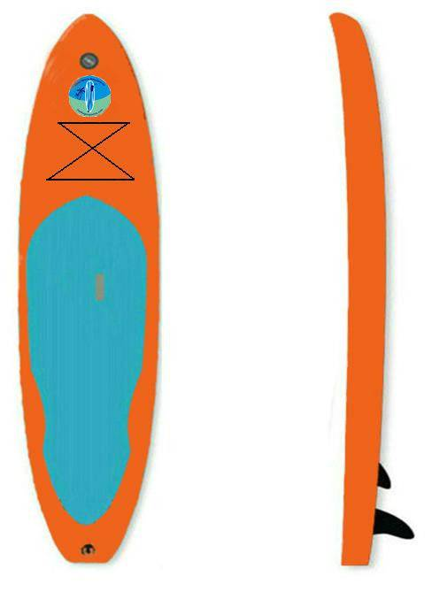Joy Dragon Supply Customized Design Paddle Board SUP