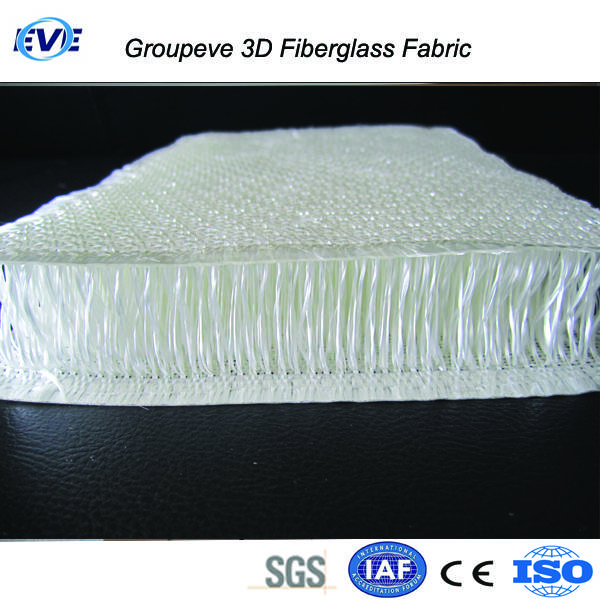 3D Fiberglass Tissue Cloth 3D Sandwich Fabric Spacers