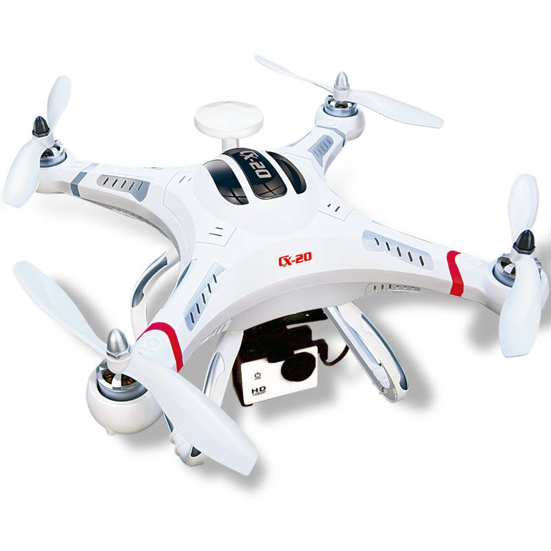 professional aerial photography quadcopter helicopter drones with hd camera and gps CX-20
