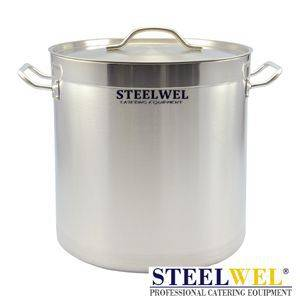 steelwel stock pot