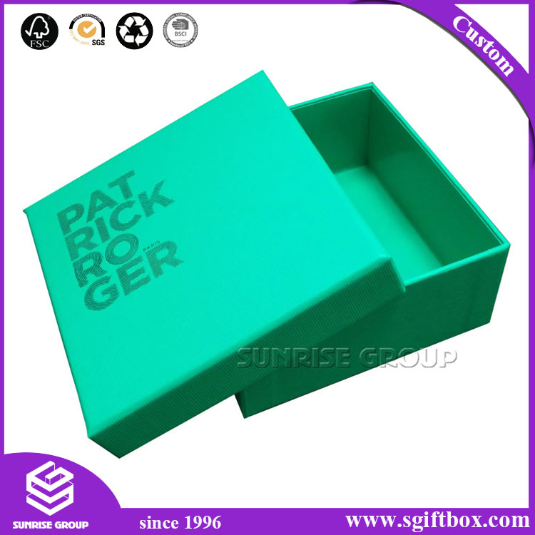 Fashion Simple Small Cardbord Product Packaging Box