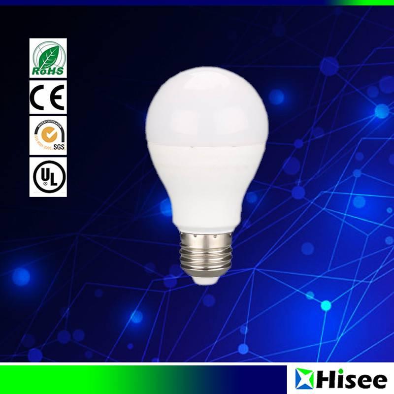 Intelligent radar sensor 5W LED bulb light