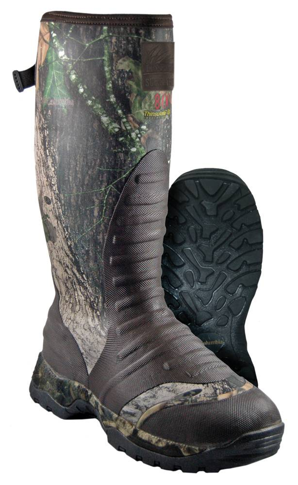 camouflage neoprene  hunting rubber boots