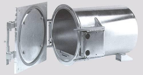 Pressure Steel Tank