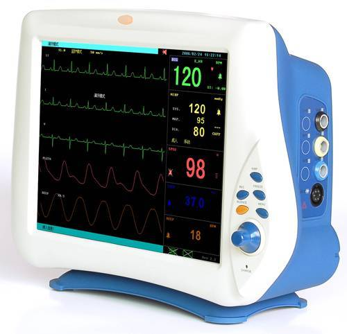 CE Approval Patient Monitor (FM-6000)