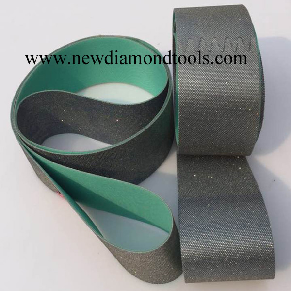 Diamond Electroplated Abrasive Belts