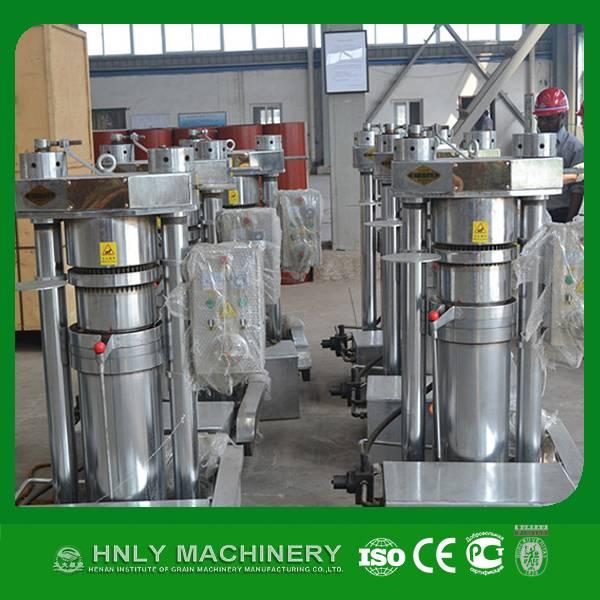 6YY series sesame hydraulic oil press machine