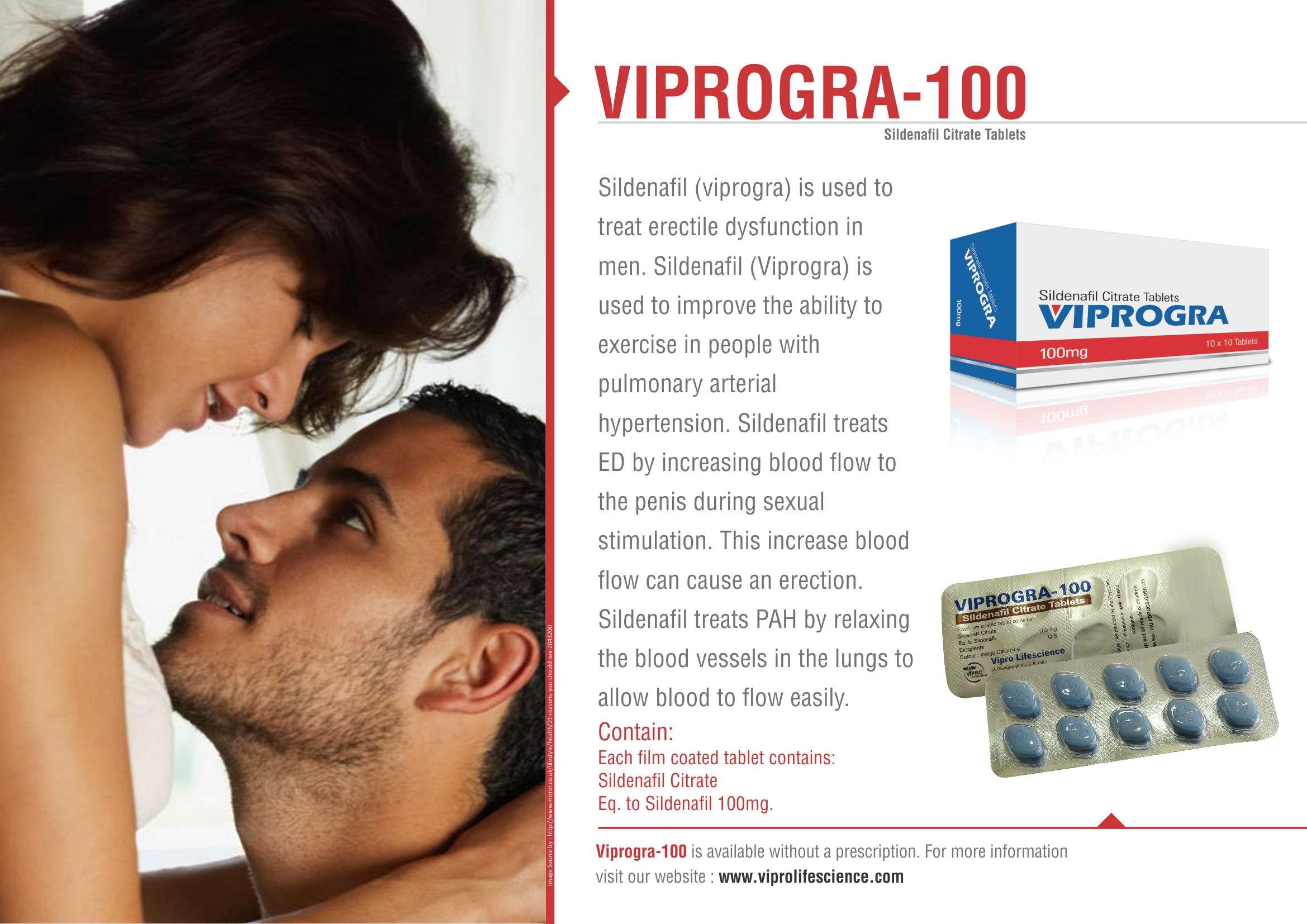 Viprogra 100