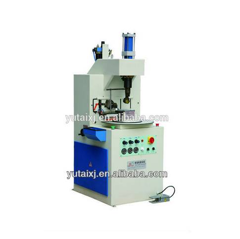 YT-816 Full-automatic toe cap flattening machine