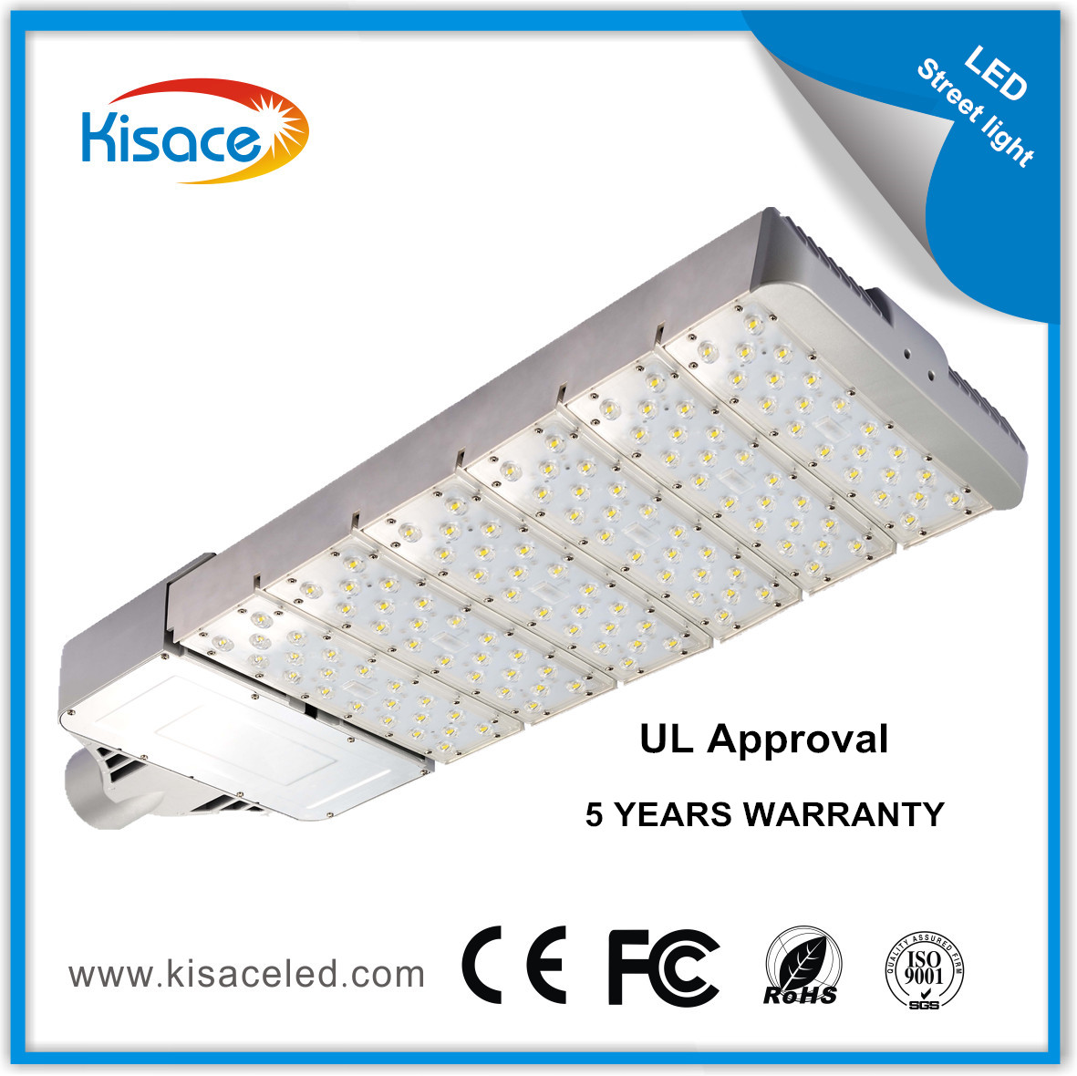 New design IP65 LED Street Light 45w 60w 100w 120w 180W 200w with UL approval