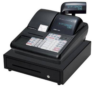 Electronic Cash Register Machine for RETAIL & FOOD INDUSTRY