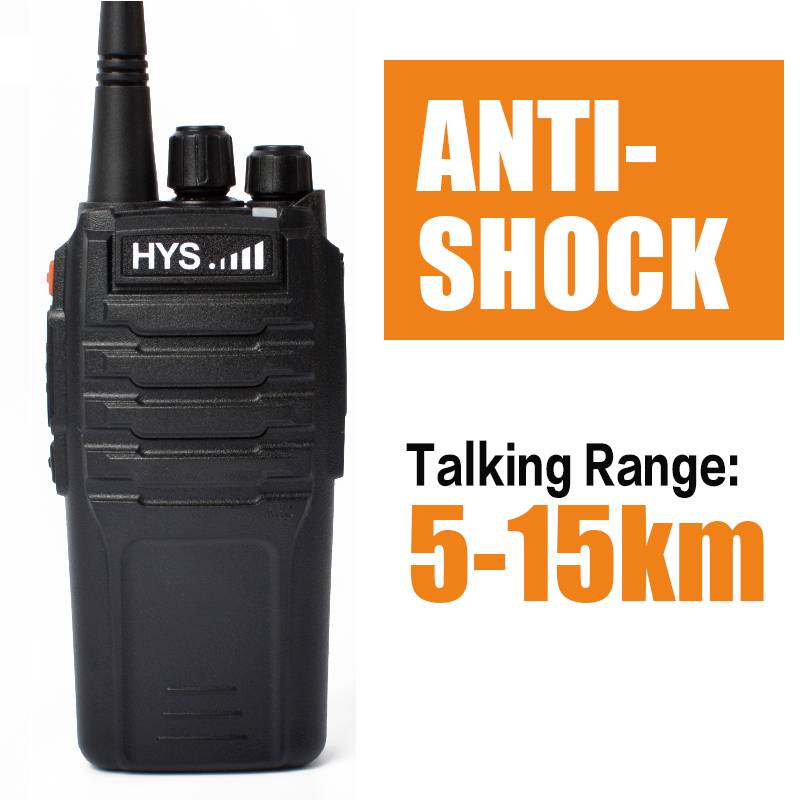 High Power 10W VHF Or UHF Long Range Walkie Talkie TC-P10W
