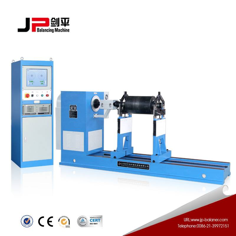 2015 Balancing Machines for External Rotor Centrifugal Blower