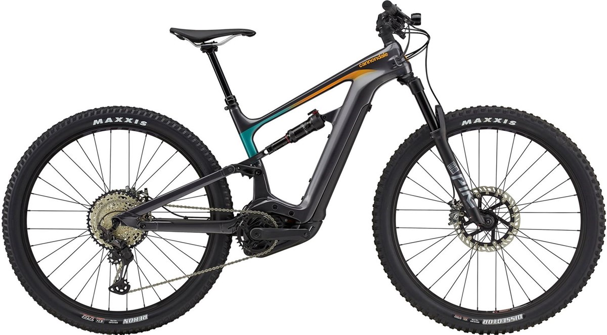Cannondale Habit Neo 1 2021 Electric Mountain Bike