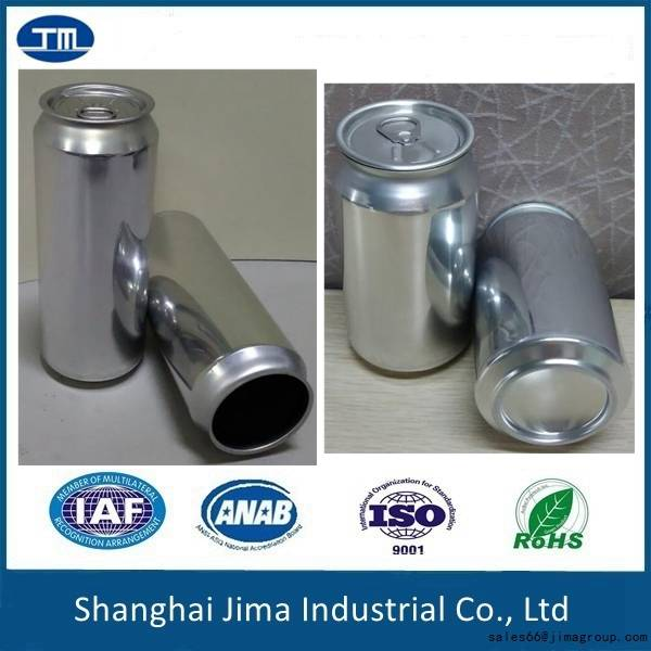 250ml slim aluminum can, 330ml aluminum sleek can, 500ml aluminum can