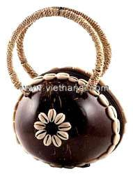 COCONUT HANDBAG  VHH35