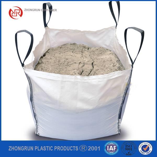 sand bag - Cheap 100% New Virgin Exported America PP Big Bulk Suprer Jumbo Bags FIBC For Sand /Bitum