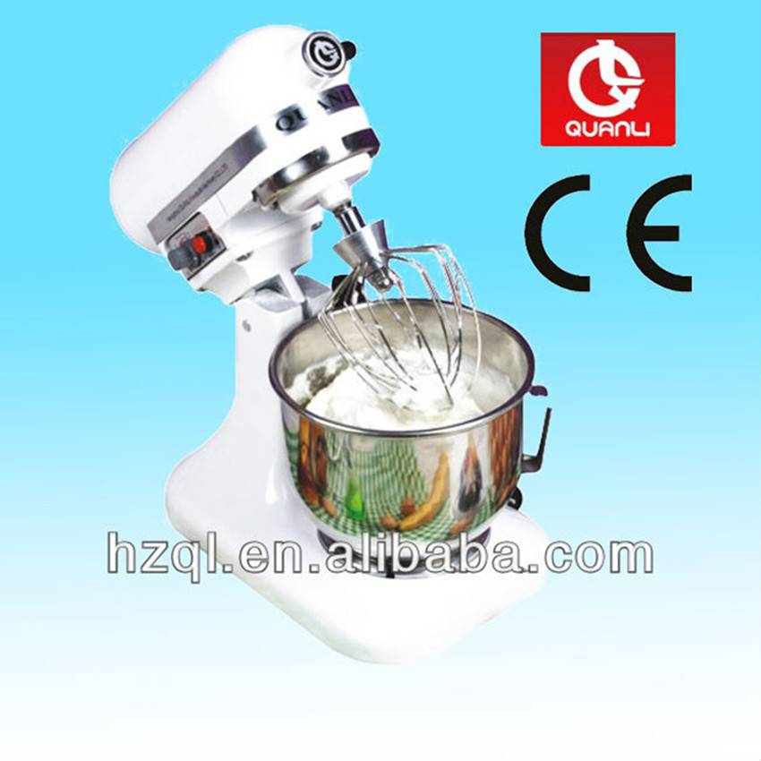 5L small stand planetary mixer for milk/egg/flour/cake/bread