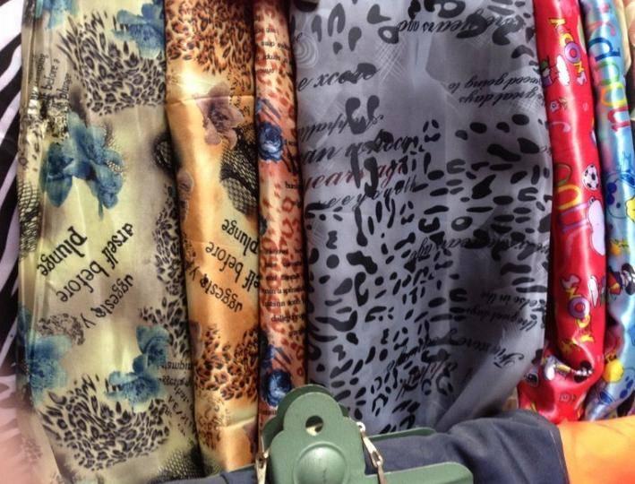 taffeta/polyester fabric