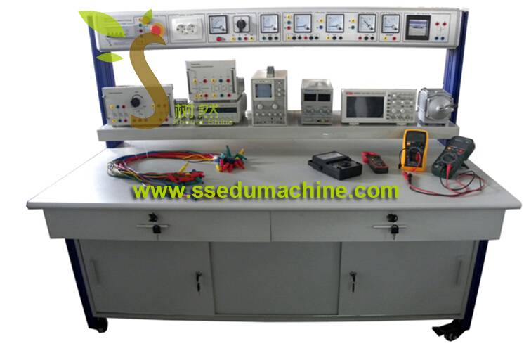 Measurement Meters Experiment Equipment Electrical Laboratory Equipment Didactic Equipment