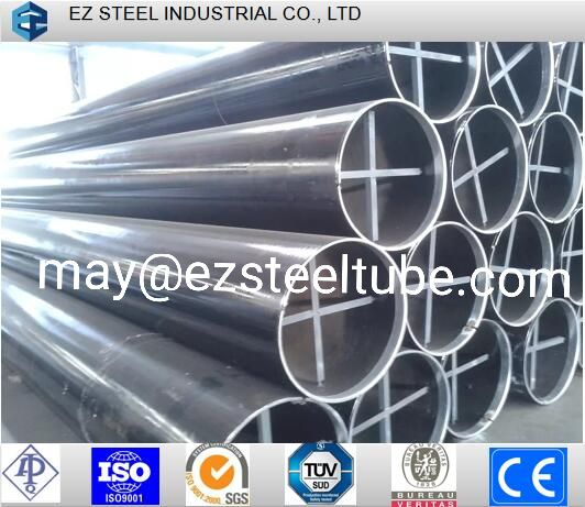 LSAW Welded Steel Pipe / Structure Steel Pipe with Big Diameter /LSAW Offshore