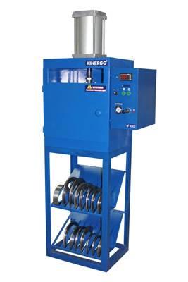 torque converter piston bonder