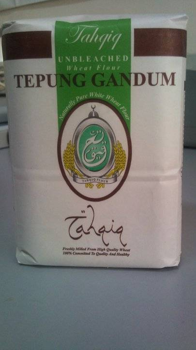 Tahqiq's Halal Unbleached Wheat Flour (Premium)