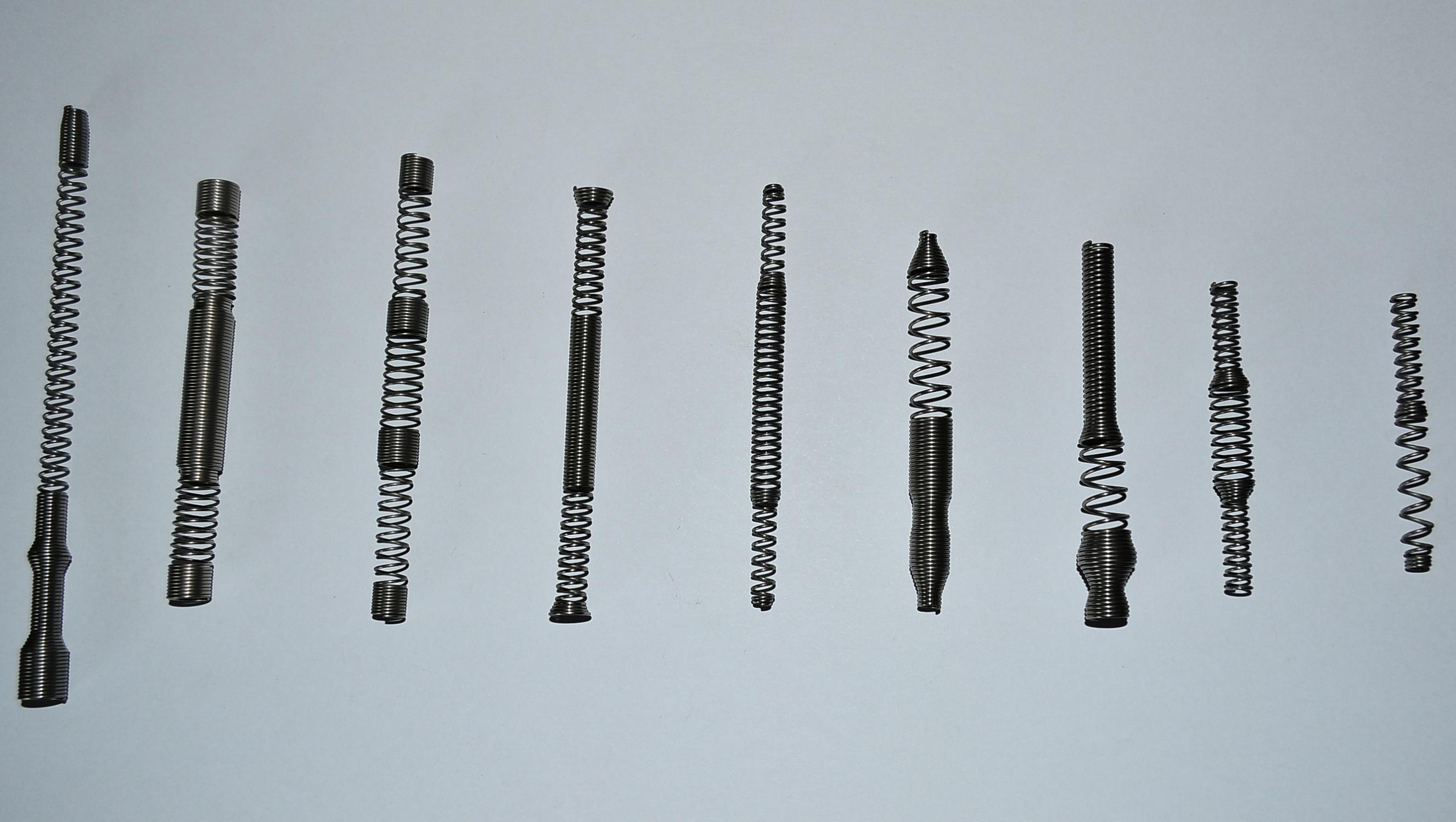 Automobile & Motorcycle Springs Taiwan Supplier