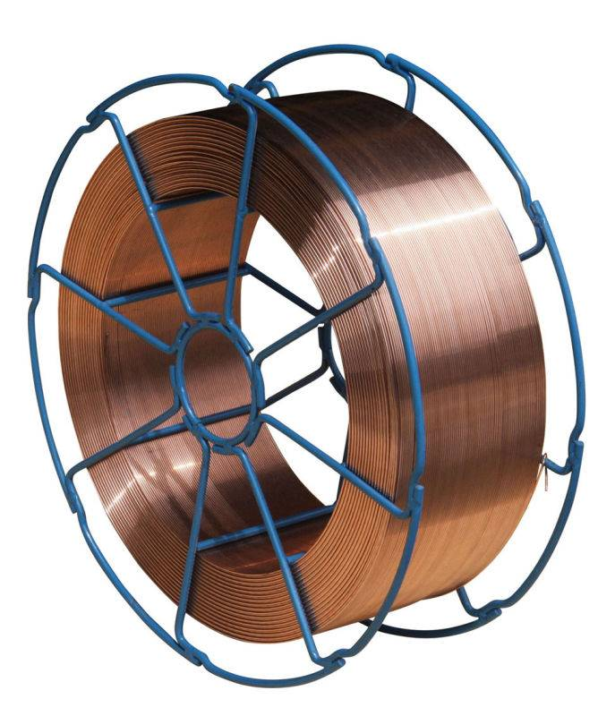 CO2 gas shielded welding wire AWS ER70S-6 1.2mm 15kg spool/coil k300