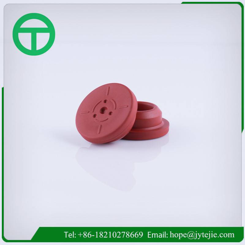 32mm 32-A medical glass bottle rubber stopper