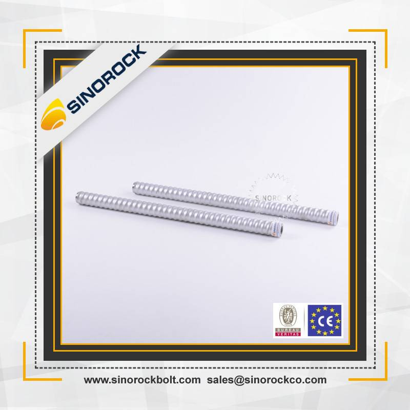 SINOROCK Top strength R32S self-drilling anchor bolts