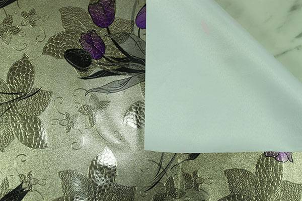 European style satin fabric printed tablecloth Table Mat(220900-207)