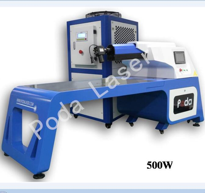 Word Advertising Laser Welding Machine PD-AW300T-3/AW500T-3