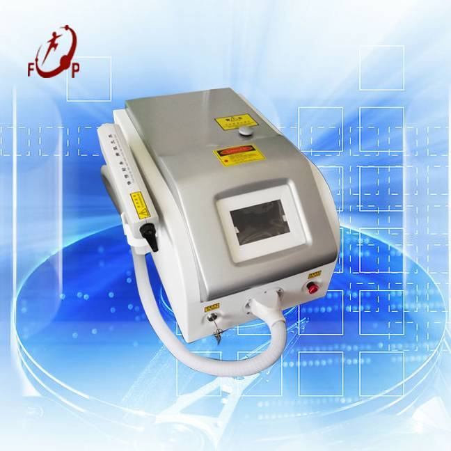 Portable Ruby Laser Tattoo/ Chloasma/Birthmark Removal Beauty Machine
