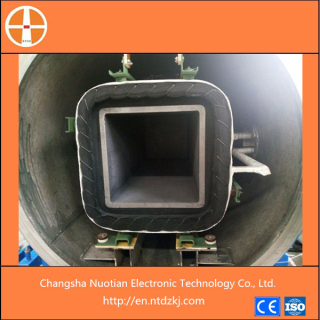 Lithium battery negative materials heat treatment furnace